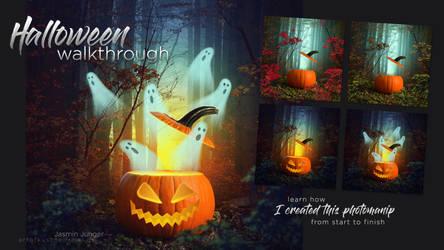 Halloween Walkthrough by kuschelirmel-stock