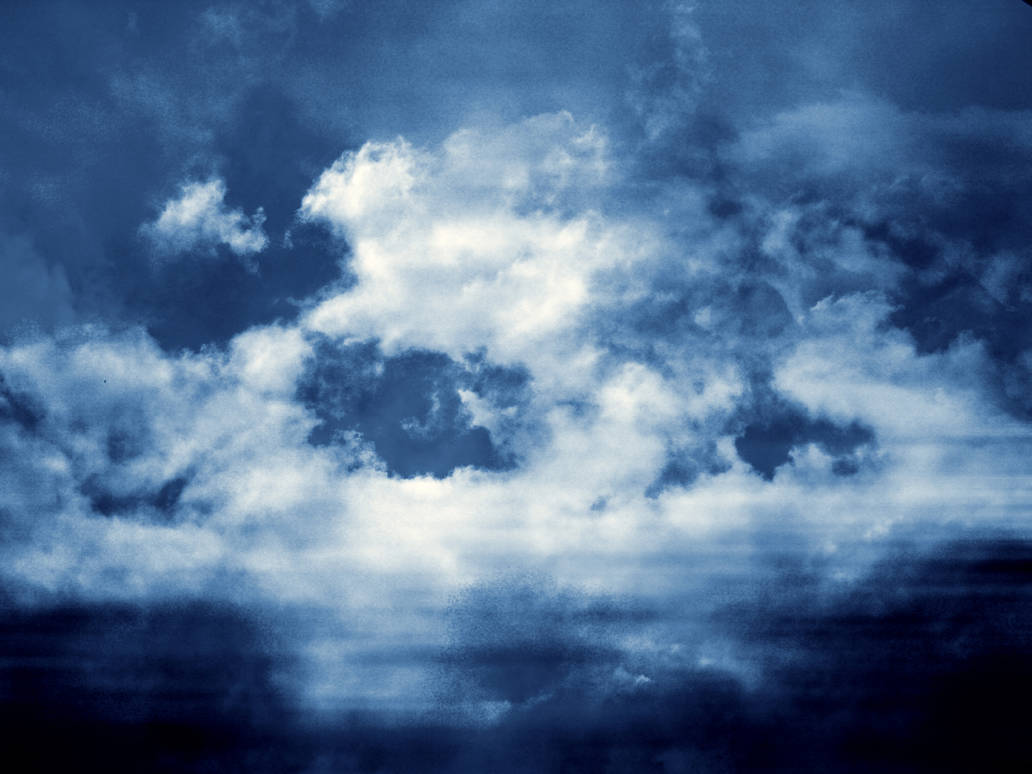 texture clouds by kuschelirmel-stock