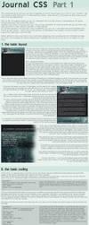 Journal CSS - Part 1 by kuschelirmel-stock