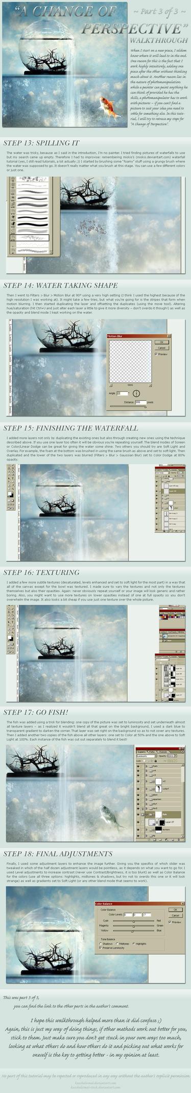 Walkthrough 'Perspective' 3 by kuschelirmel-stock