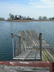 pier by kuschelirmel-stock