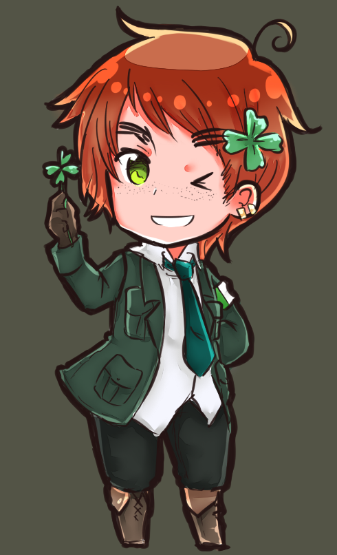 A P H Ireland By Spinny Chair Hero On Deviantart