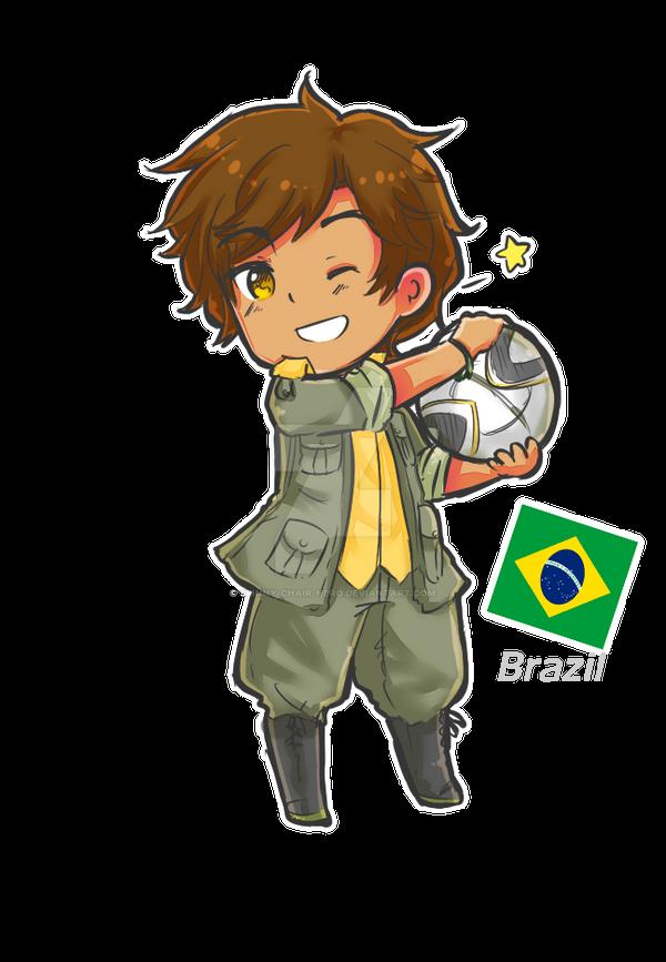 HetaliaOC: Brazil By SPINNY Chair HERO ...