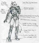 Cassandra Spec Ops Uniform
