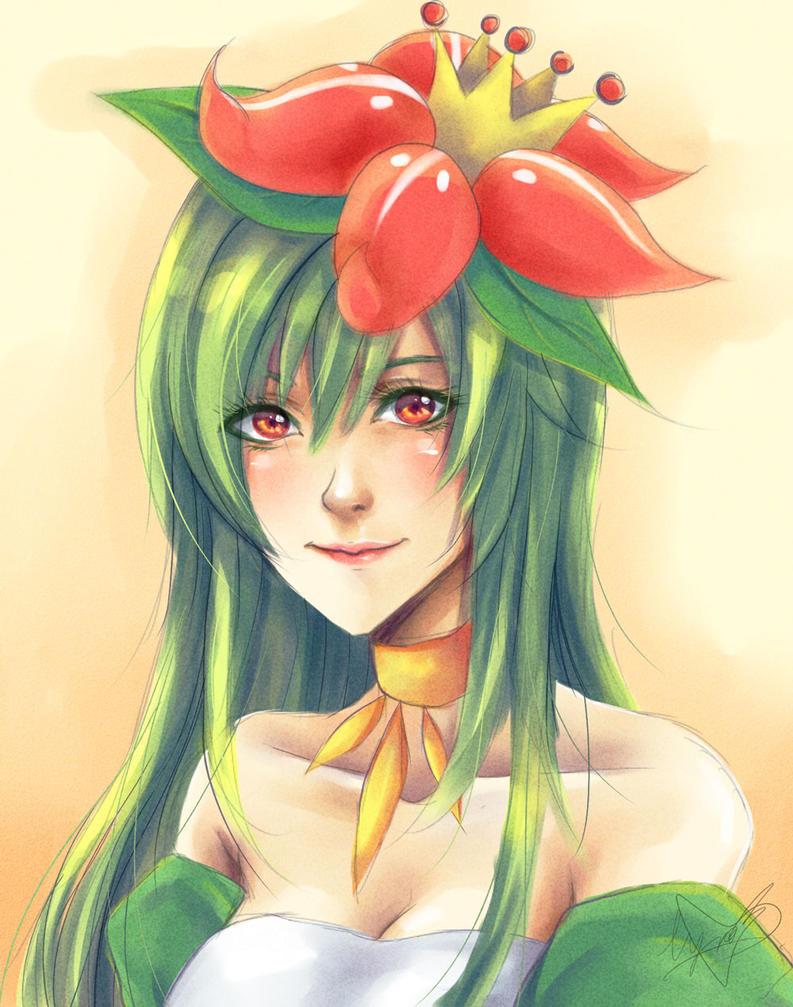 Lilia by haru-naru