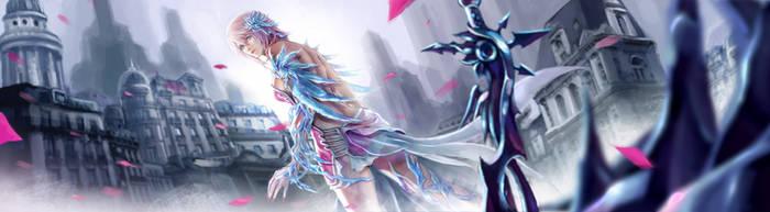 Crystal Stasis by haru-naru
