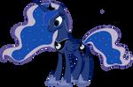 Princess Luna by DragoFlyrr