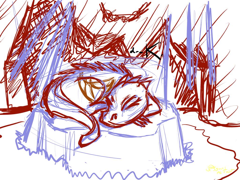 Ruby sketch by onionmctwist