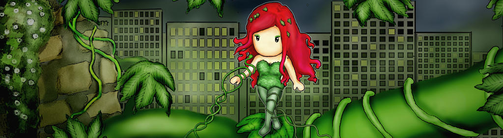 DCcontest Poison Ivy