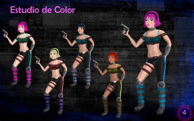 Color Chart Bea