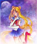 Sailor Moon - Usagi Tsukino
