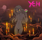 [CLOSE] Special YCH Auction: Halloween