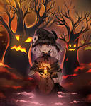 Halloween Special [Finished YCH]