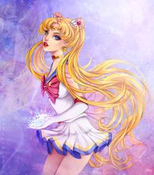 Sailor Moon - Usagi Tsukino - Super S