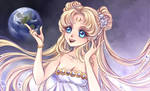 Princess Serenity by Brillantezza