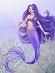 Commission: Mermaid [#1]