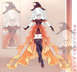 [CLOSE] Design Adopt Special: Halloween [#100]