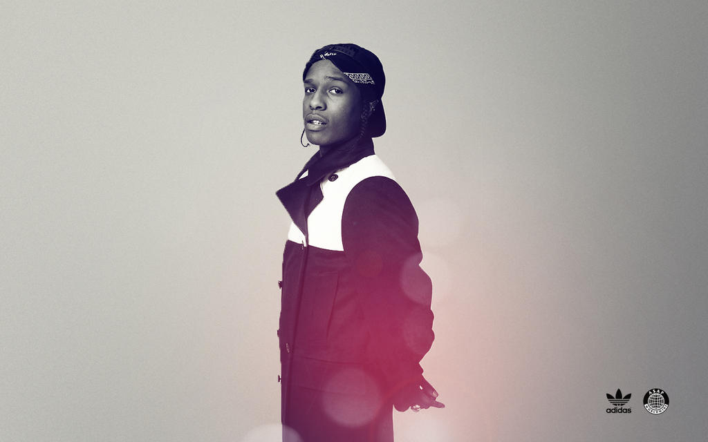 A$AP Rocky Wallpaper by LaunchLook on DeviantArt