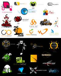 My Logos - March 2008 by peterosmenda