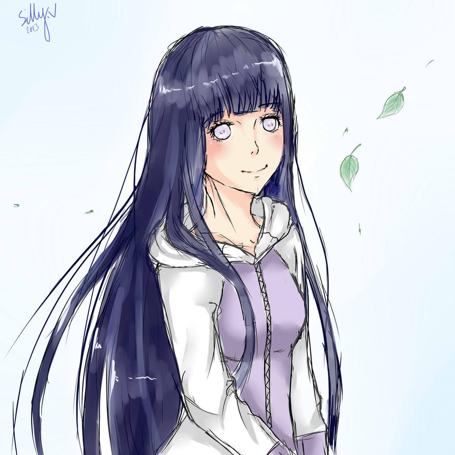Hinata by SillyV