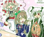 Love Live x Senran Kagura - KotorixYaguuxHibari