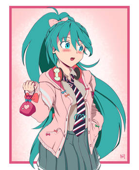 Miku's Valentines! - 2020 Valentine's Day