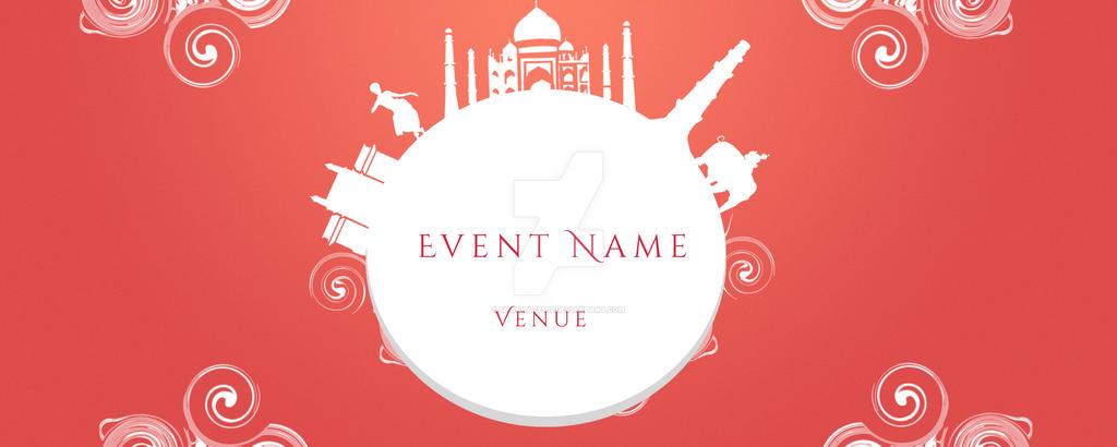 Sample Event Banner Design by shankar2302 on DeviantArt