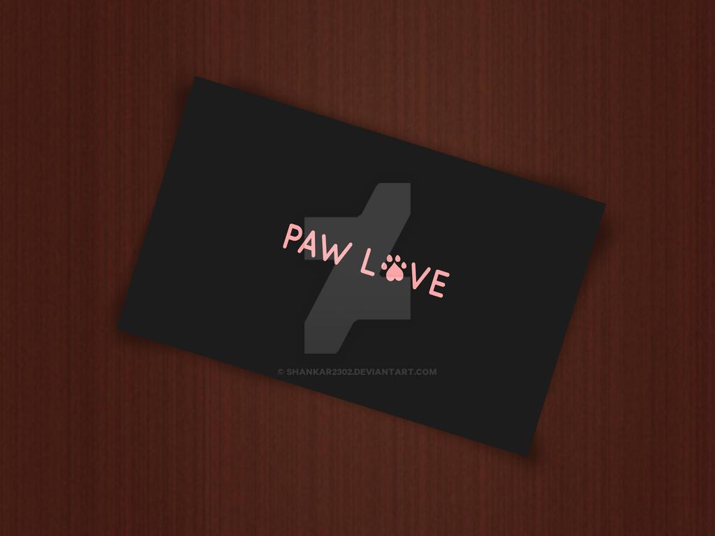 Paw Love by shankar2302