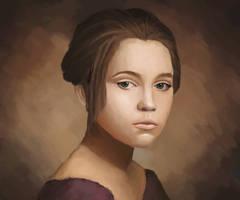 Portrait Study - 2
