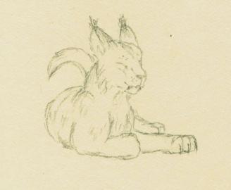 Sleepy Cat by Imbecamiel