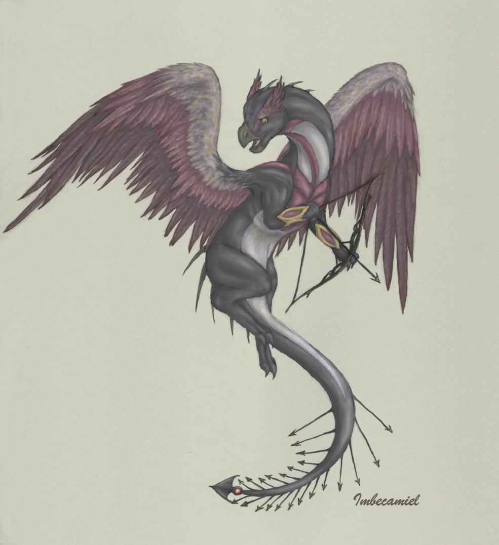 sherlock holmes and john watson as dragons by imbecamiel on deviantart