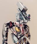 Robotic humanoid security