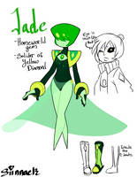 Gemsona: Jade by Siinnack