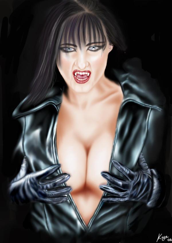 Nadia by RavenGrant