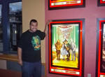 Me with The Wizard of Oz IMAX 3D Movie Poster by TheWizardofOzzy