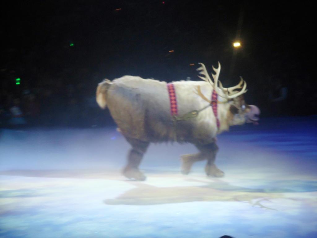 Sven The Reindeer by TheWizardofOzzy