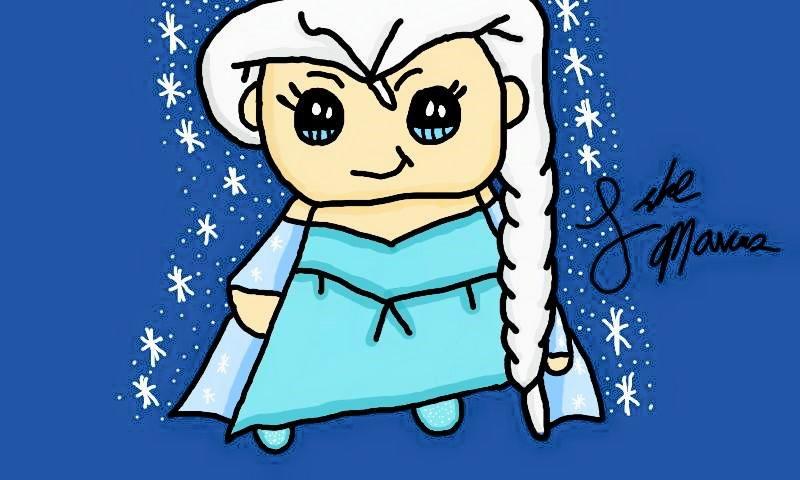 Elsa by TheWizardofOzzy