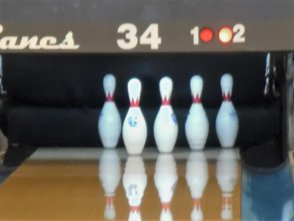Bowling Pins by TheWizardofOzzy