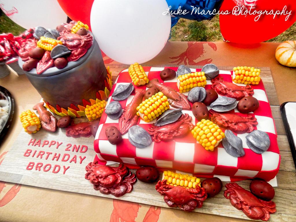 My 3rd Nephew 2nd Birthday Cake By Thewizardofozzy On Deviantart