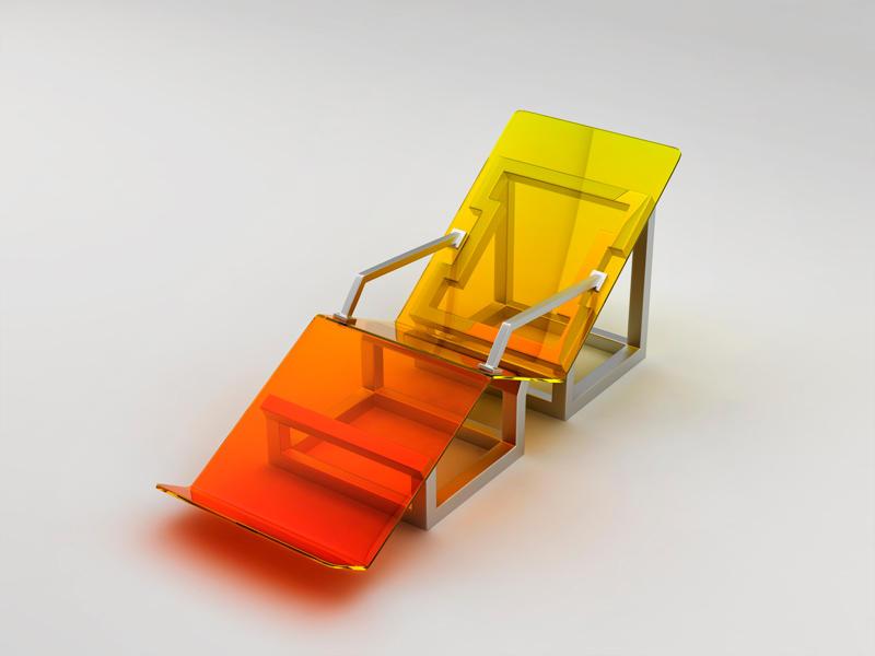 Acrylic Chair V1.0 by rodrigogua