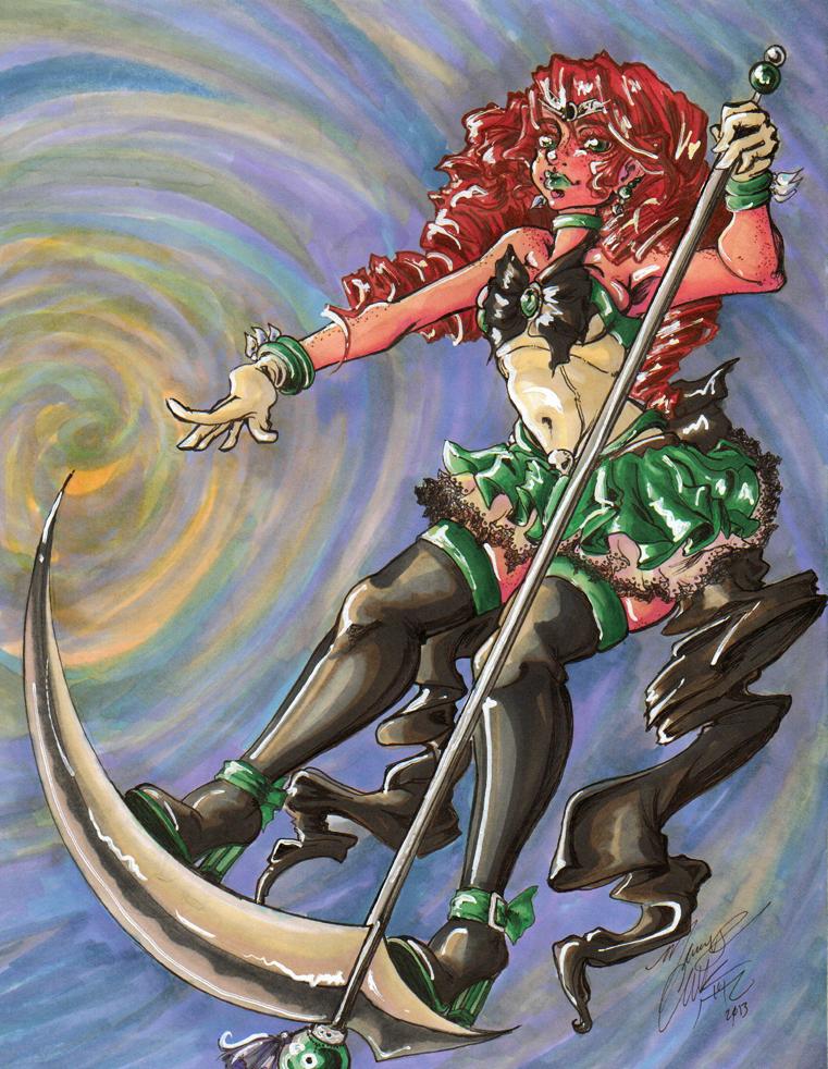Sailor Sedna - Trade by MistressLegato