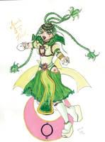 Eternal Sailor Juno by MistressLegato
