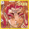 Sun badge by MistressLegato
