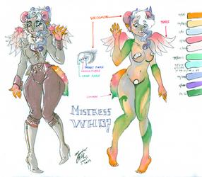 Mistress Who?