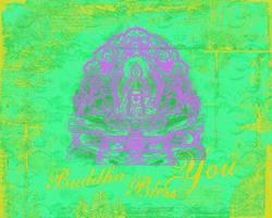 buddhablessyou by littlemara