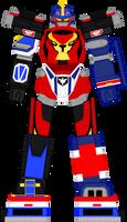 Go-Buster Ace Speed Custom