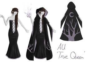 AU - 'True Queen' by Snibella