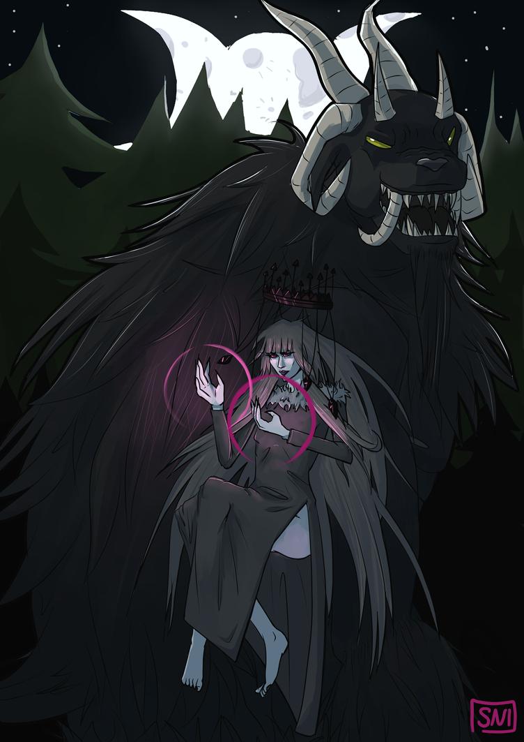 Midnight Monarchy by Snibella
