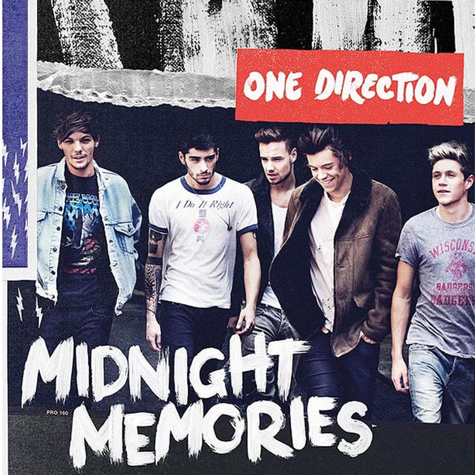 One direction 2013 photoshoot midnight memories