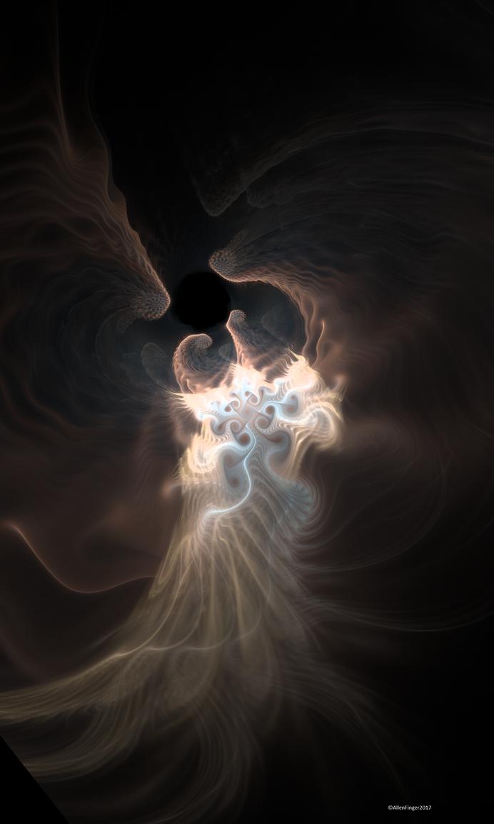 Angel Gnarls by allenfingerart